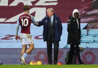 Aston Villa v Crystal Palace – Premier League – Villa Park