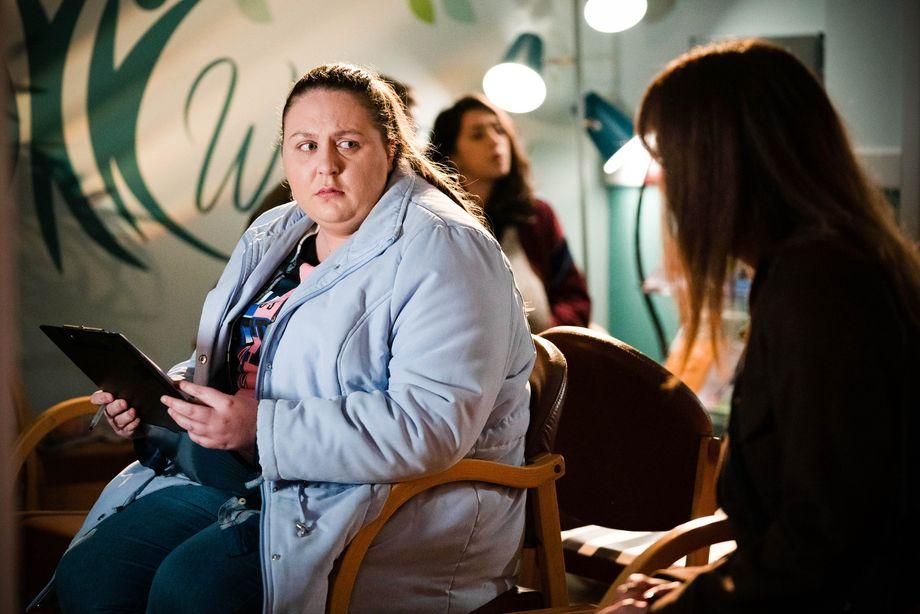 Bernadette Taylor in EastEnders
