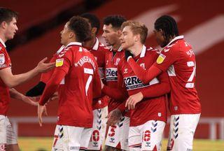 Middlesbrough v Swansea City – Sky Bet Championship – Riverside Stadium