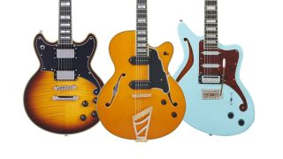 D'Angelico 2021 guitars