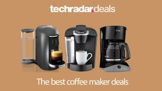 cheap coffee maker deals