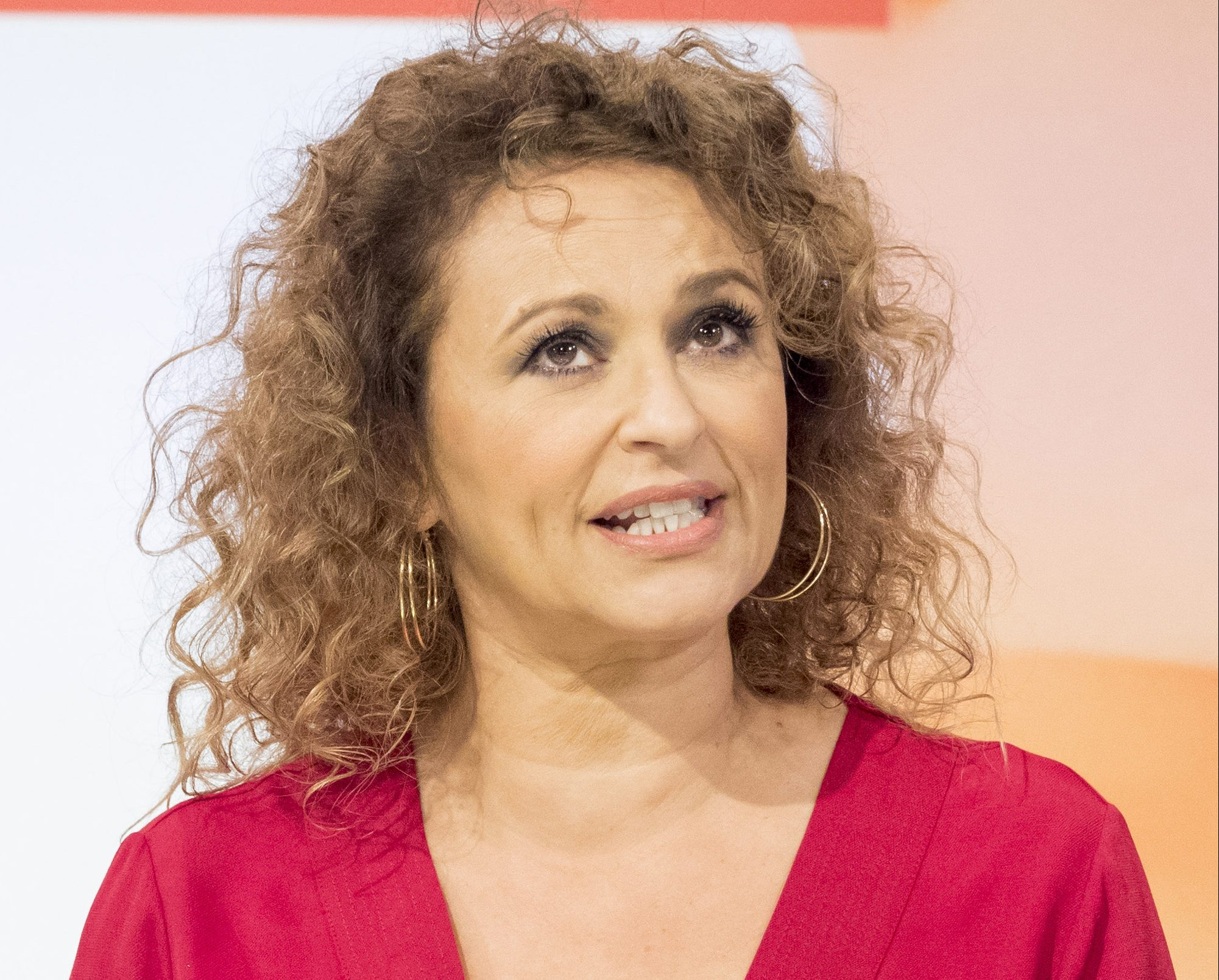 Watch Nadia Sawalha video