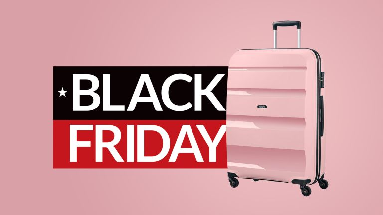 Save up to 60% on Samsonite and American Tourister suitcases for Black Friday