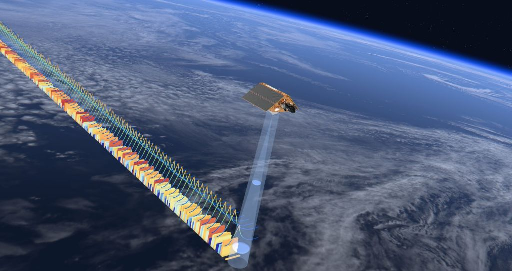 The Sentinel 6 satellite is now tracking Earth's rising sea levels with unprecedented accuracy