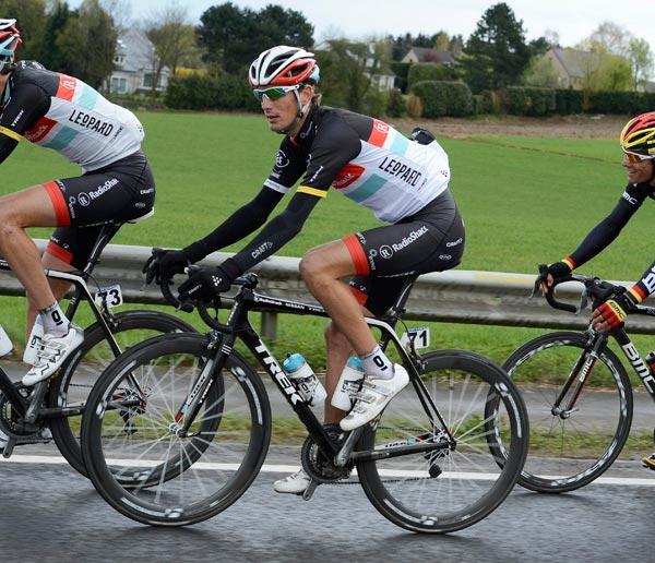 Andy Schleck, Brabantse Pijl 2012