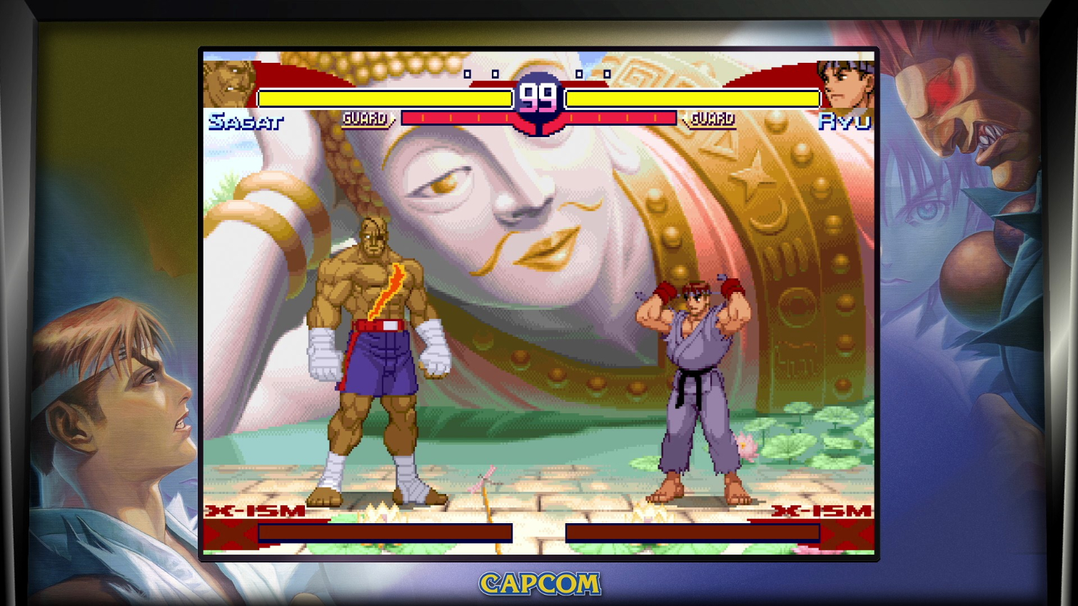 Every Street Fighter 30th Anniversary Game, Ranked | Tom's Guide