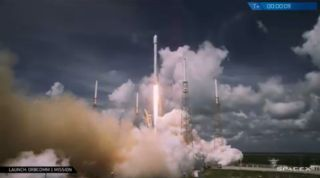 SpaceX Launches ORBCOMM Satellites #2