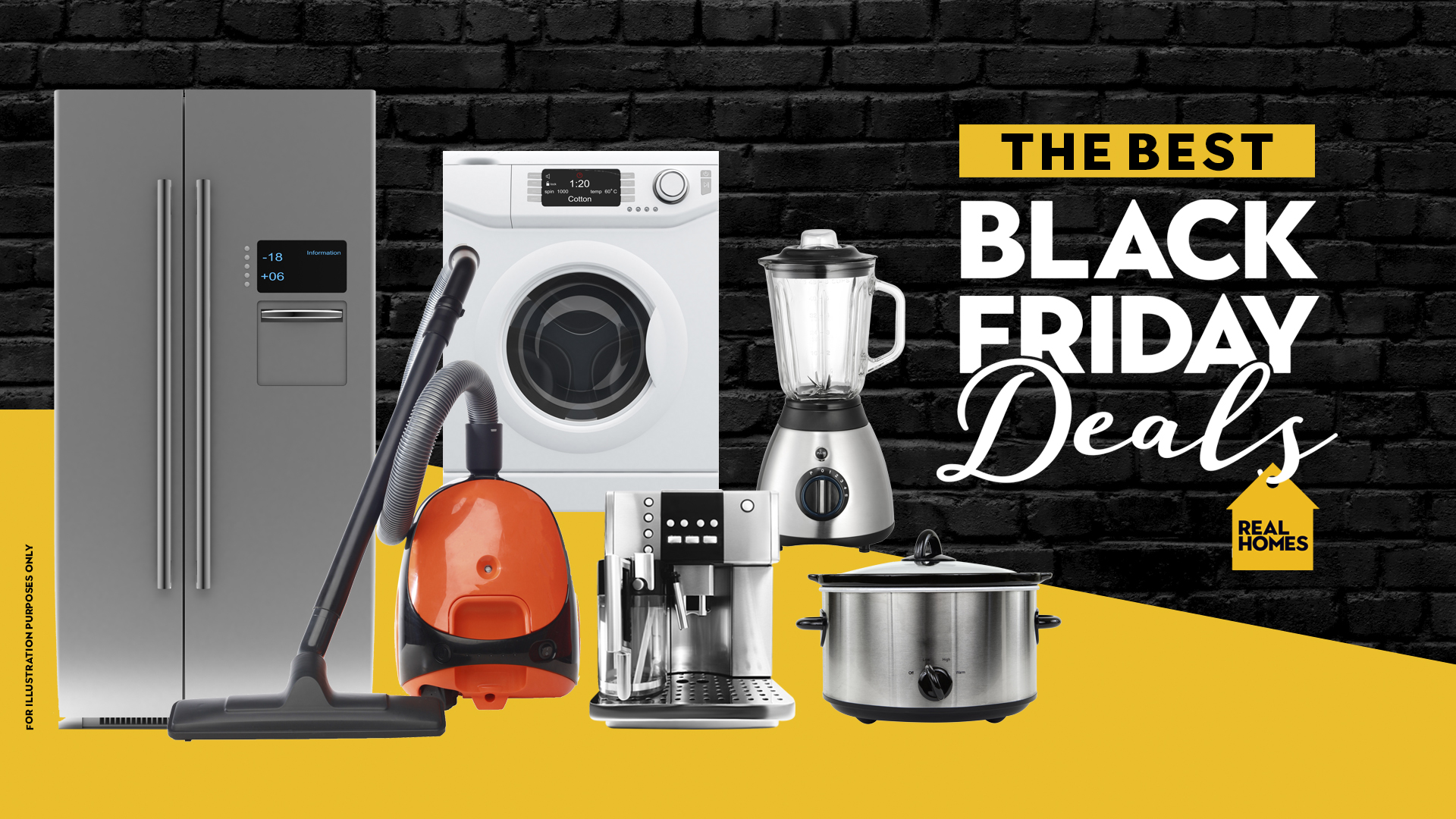 Cyber Monday Appliance Deals Save On Vacuum Cleaners Tvs And More Real Homes