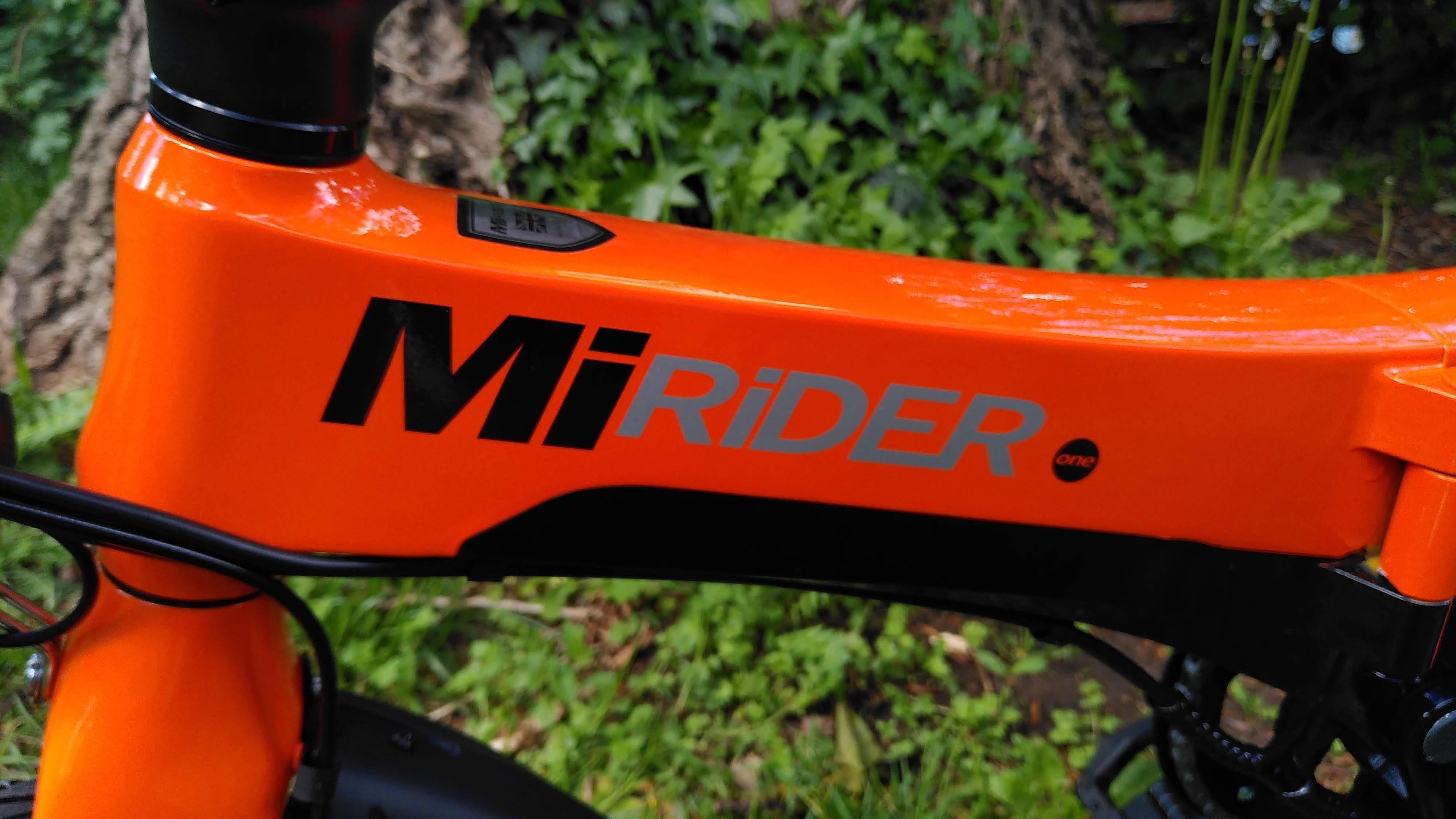 MiRider e-bike