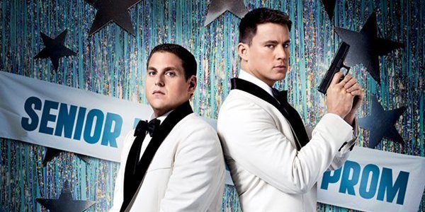 Jonah Hill and Channing Tatum on 21 Jump Street poster