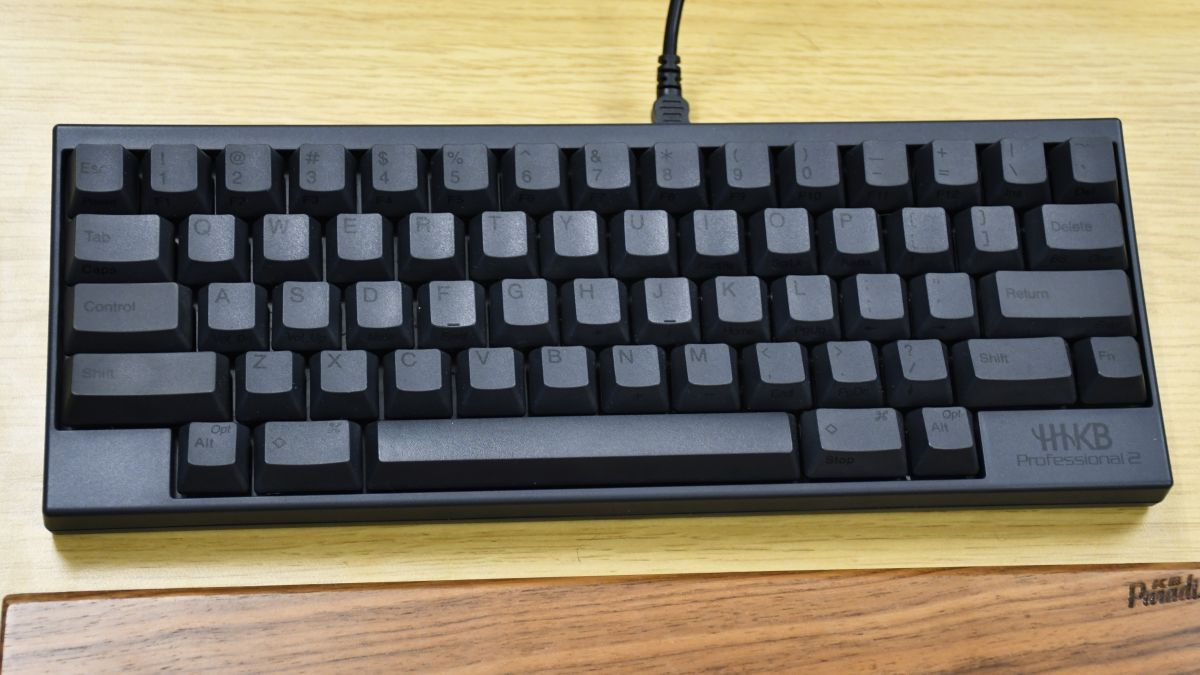 Happy Hacker Keyboard Professional 2 Review Techradar