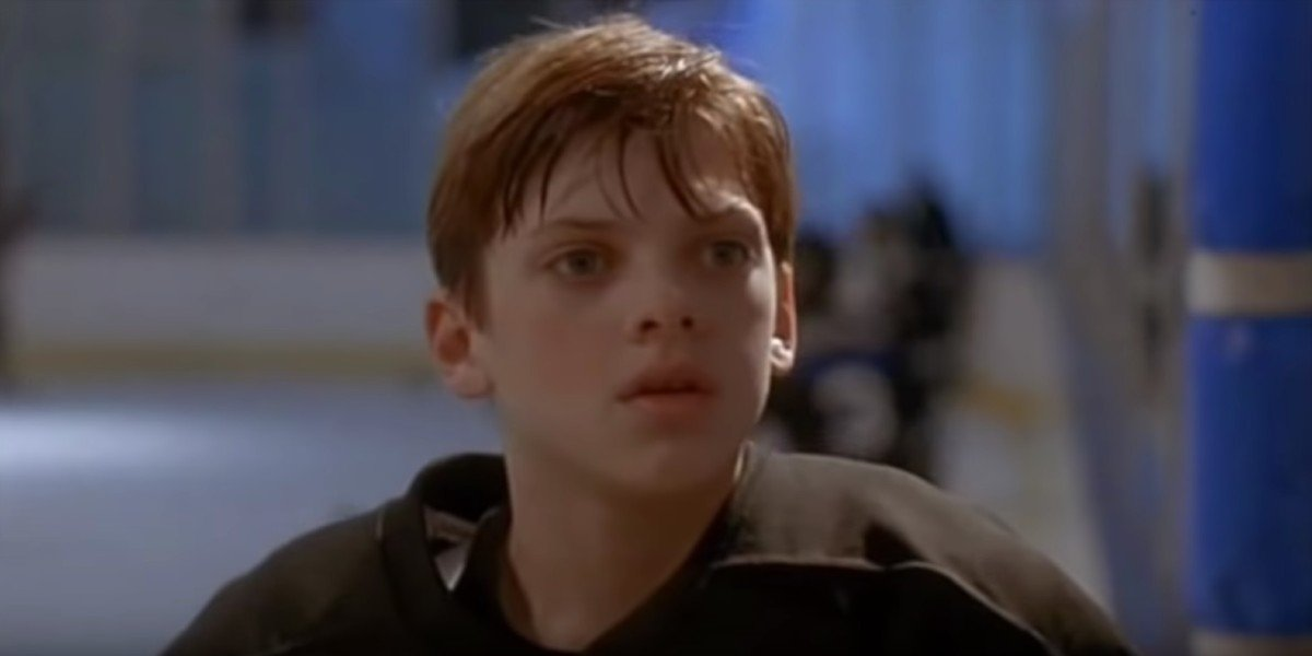Adam Banks while still playing for the Hawks