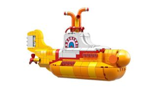 The Lego Yellow Submarine