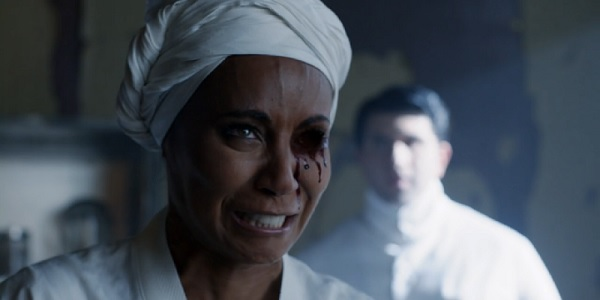Fish mooney did the most horrific thing on gotham last night for Who is fish mooney