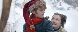 A Boy Called Christmas is a new twist on the Santa Claus origins story.