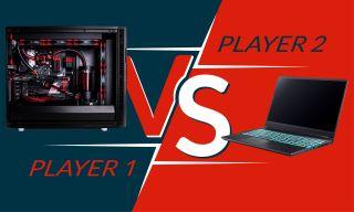 Gaming Desktop vs. Gaming Laptop