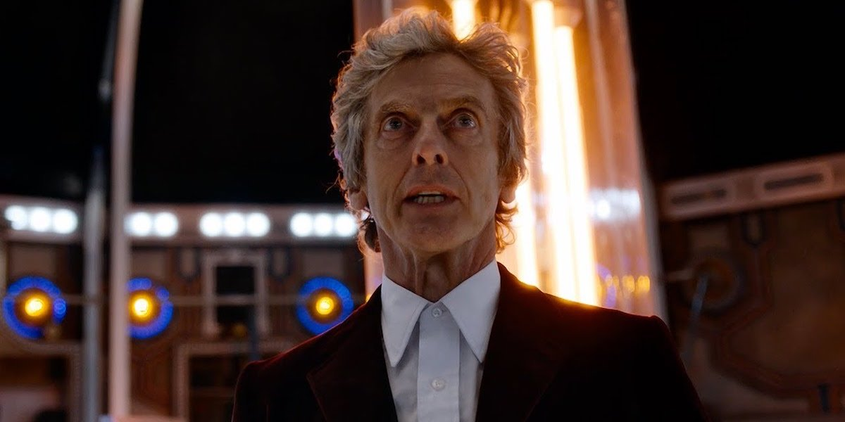 Peter Capaldi Reveals A Big, Bald Transformation For The