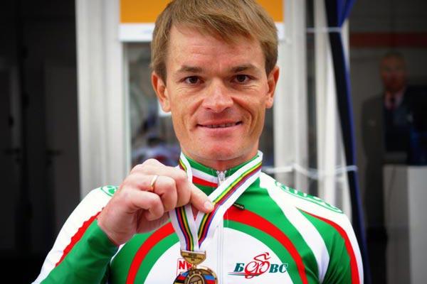 Vasil Kiryienka, World Champs 2012, TT bronze