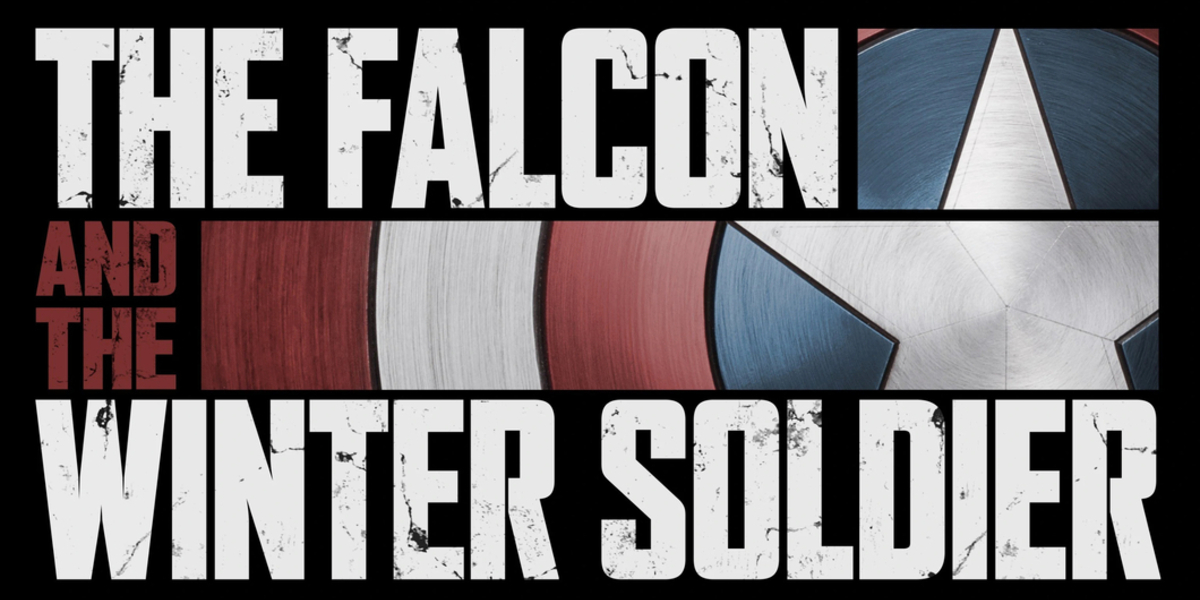 The Falcon and the Winter Soldier Logo Disney+