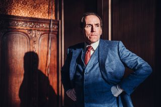 Ben Miller as the eccentric and troubled Professor T.