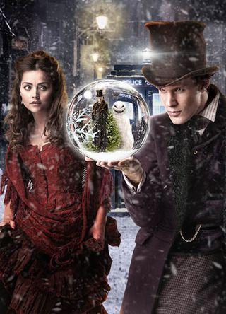 Matt Smith: 'Meet my sexy new companion Clara'