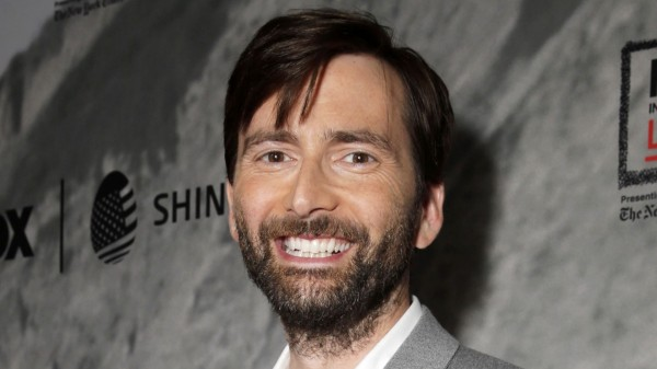 Doctor Who and Broadchurch star David Tennant