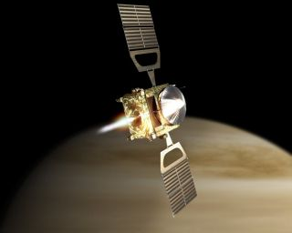 Launch Date Slips for Europe's First Venus Probe