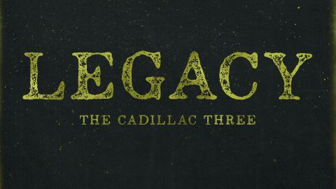 Cover art for The Cadillac Three - Legacy album