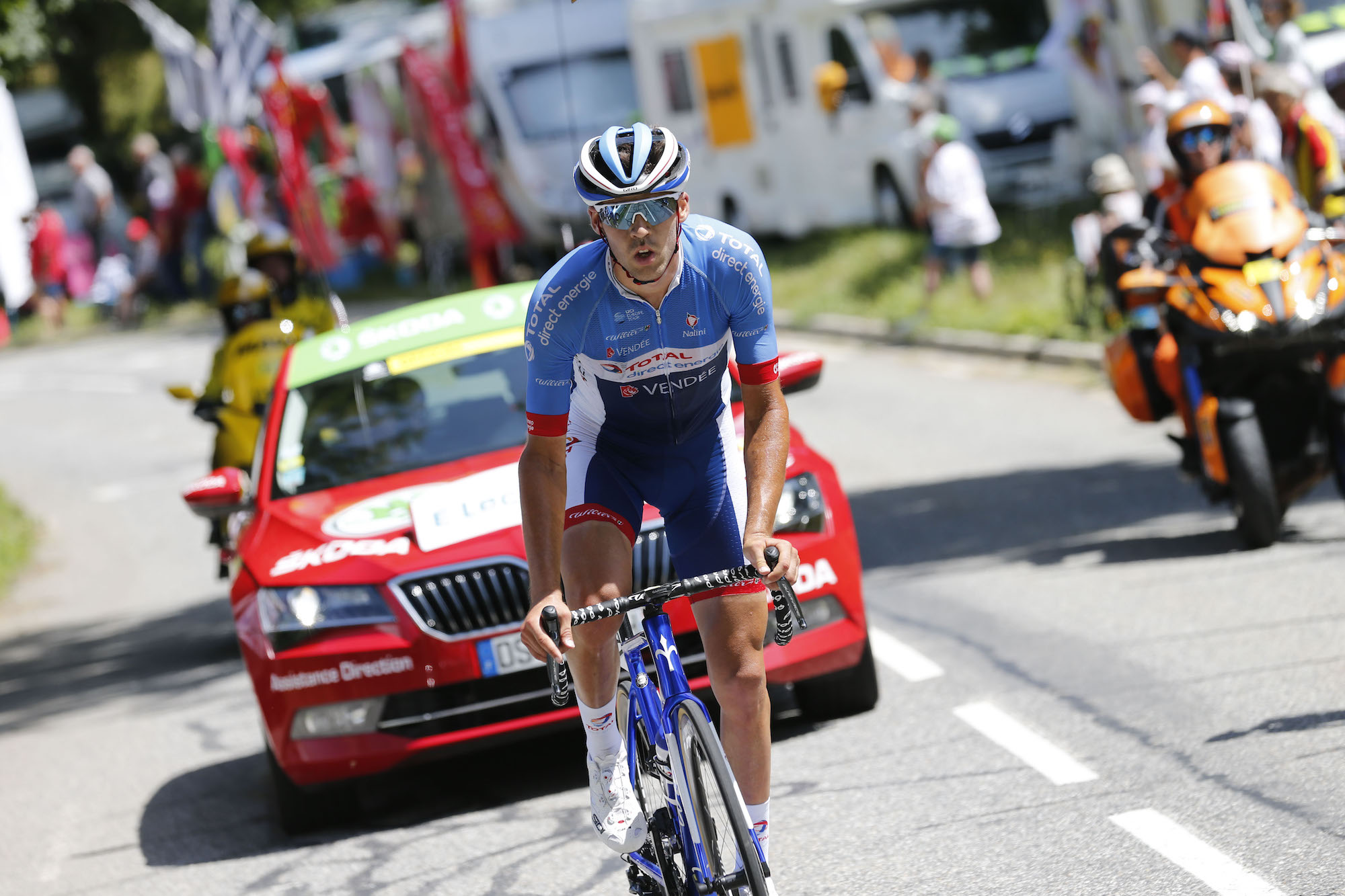 Giro d'Italia organiser asks Total Direct Energie to ...