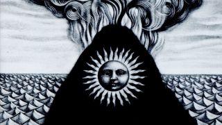 A picture of the album art for Gojira's album Magma