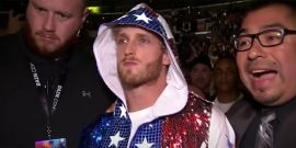 Logan Paul Responds To Rumors About His Floyd Mayweather Fight Purse And How Much He Will Make