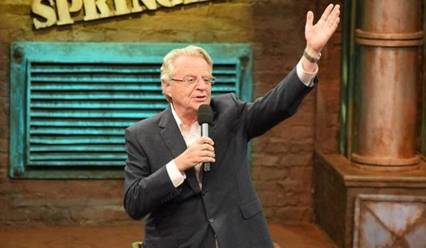 Jerry Springer The Jerry Springer Show The CW