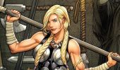 What Valkyrie Could Look Like In Thor: Ragnarok