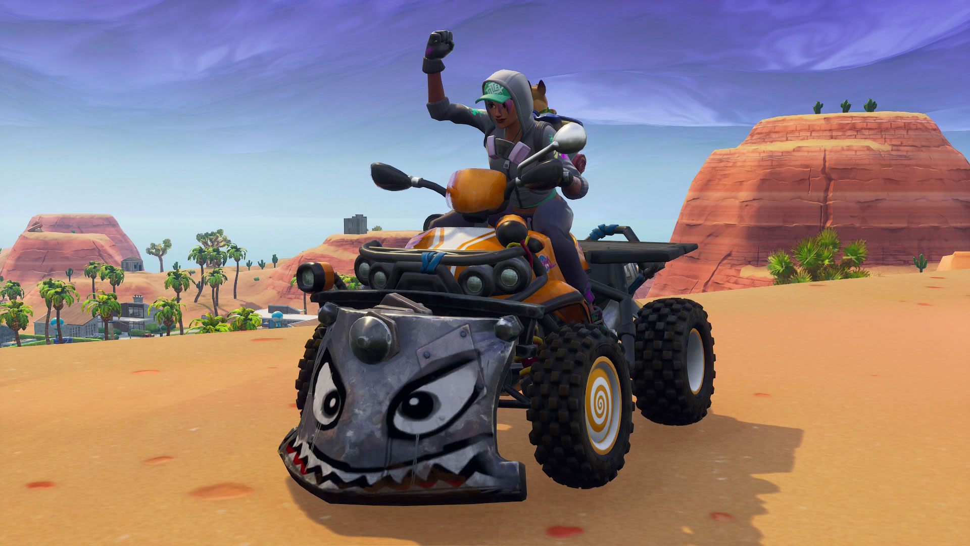 Fortnite Quadcrasher locations: Where to find a Fortnite Quadcrasher