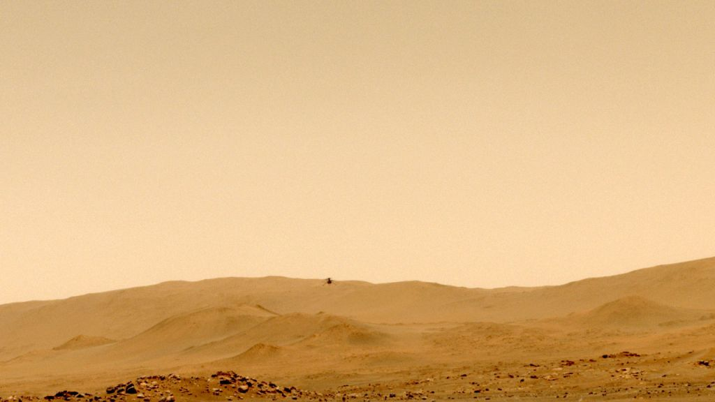 Mars helicopter Ingenuity could keep flying the Martian skies for months