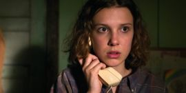 Stranger Things' Millie Bobby Brown Is Teaming With The Russo Brothers For Sci-Fi Movie