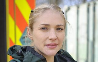 Maddy Hill in Casualty