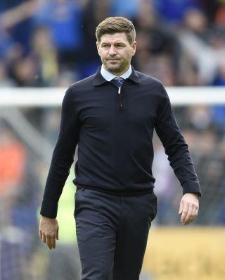 St Johnstone v Rangers – cinch Premiership – McDiarmid Park