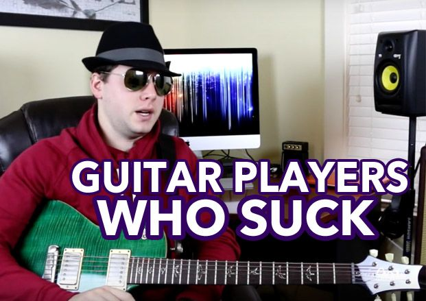 Guitar Players Who Suck