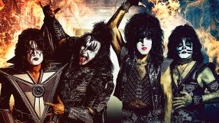 Kiss press shot