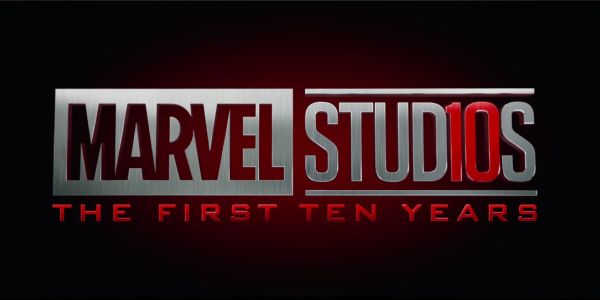 Marvel Studios 10 year logo