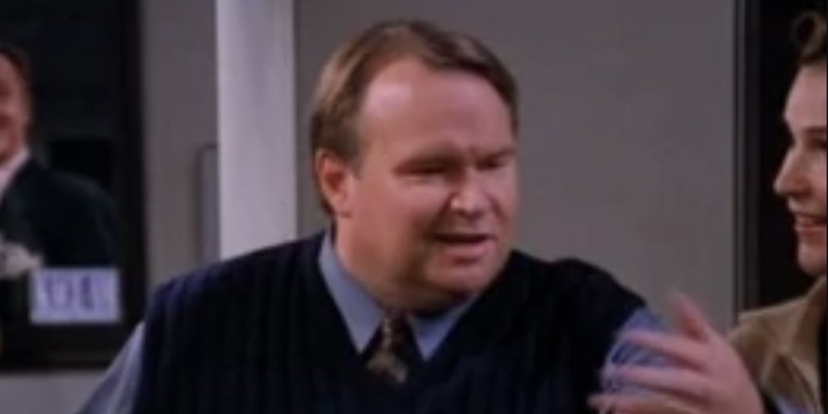 Tom McGowan on Frasier