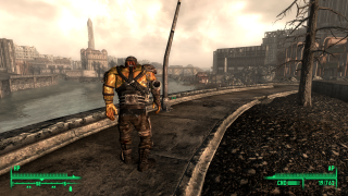 This Fallout 3 mods lets you become a supermutant | PC Gamer