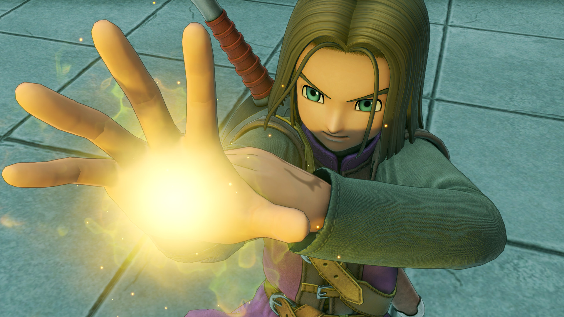 How to open the red doors in Dragon Quest 11 | PC Gamer