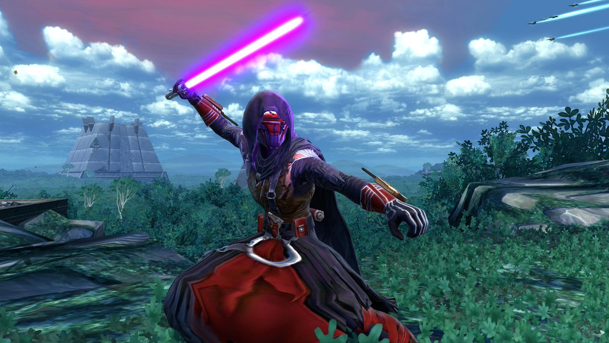 Star Wars Rise Of Skywalker Makes Kotor S Revan Canon Pc Gamer