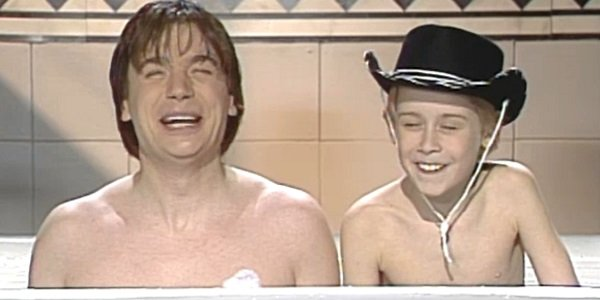 Mike Myers Macaulay Culkin Saturday Night Live NBC
