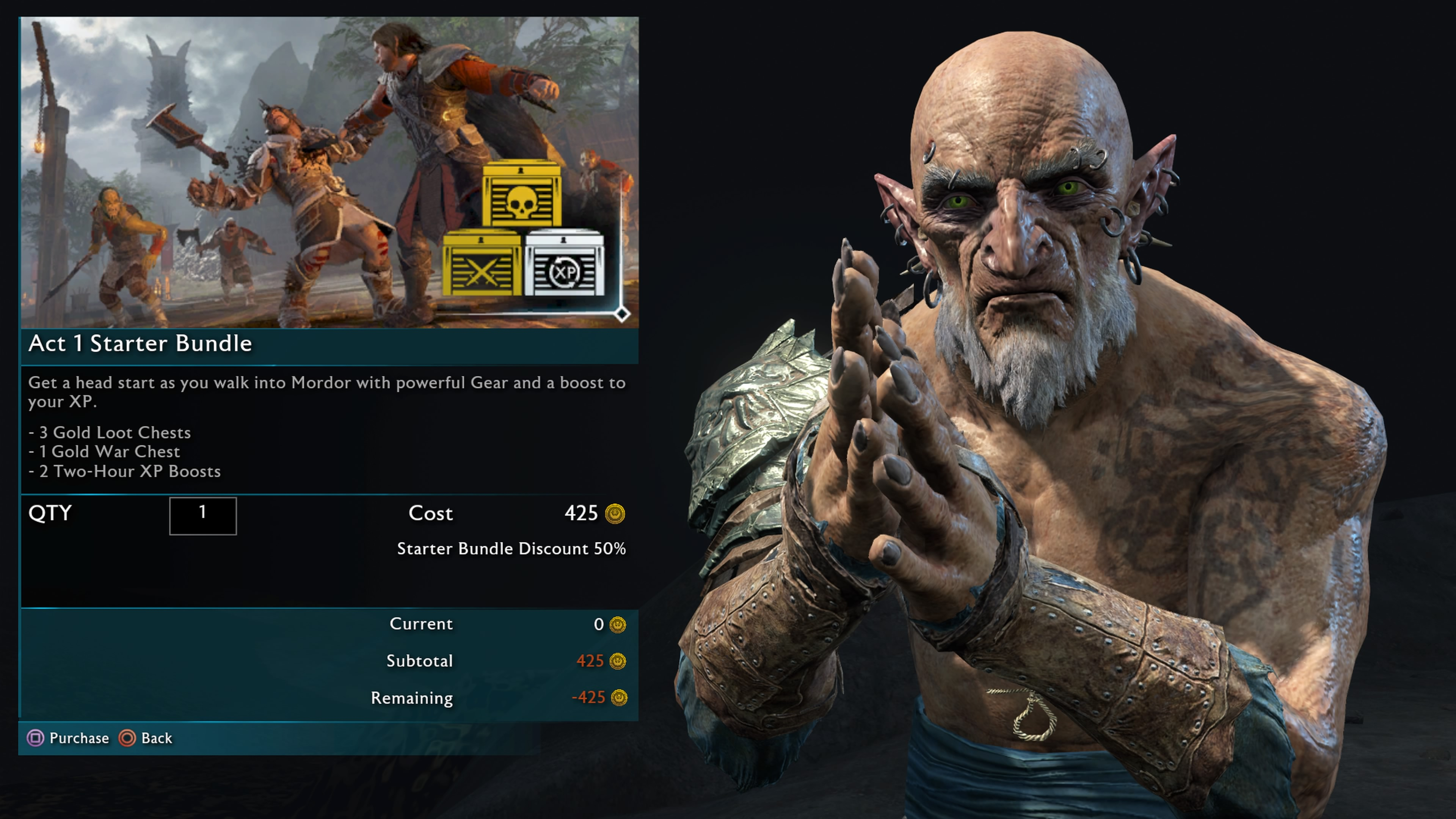 Middle-earth: Shadow of War is ditching loot boxes | PC Gamer