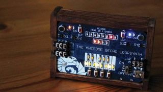 Gecho mini synthesiser