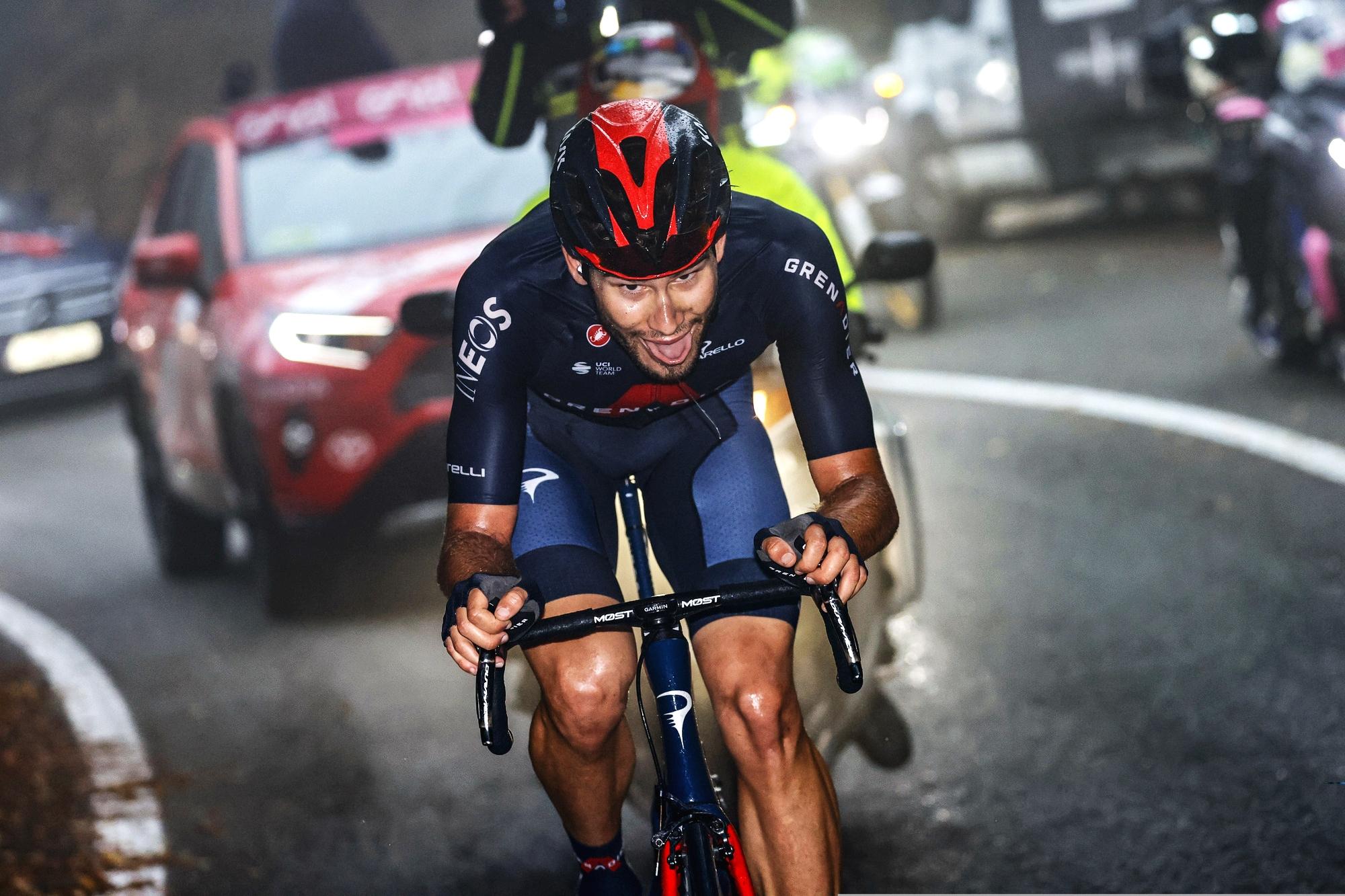 Filippo Ganna in no hurry to explore GC prospects despite Giro d'Italia success | Cyclingnews