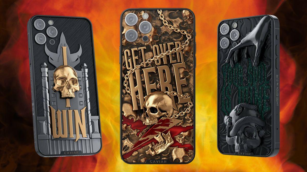Get over here! $8,100 Mortal Kombat iPhone 12 Pros - Digital Camera World